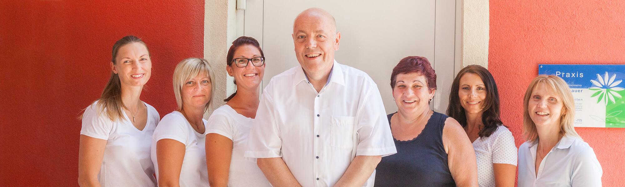 Hausarzt Bernhardsthal - Neugebauer - Team Slider