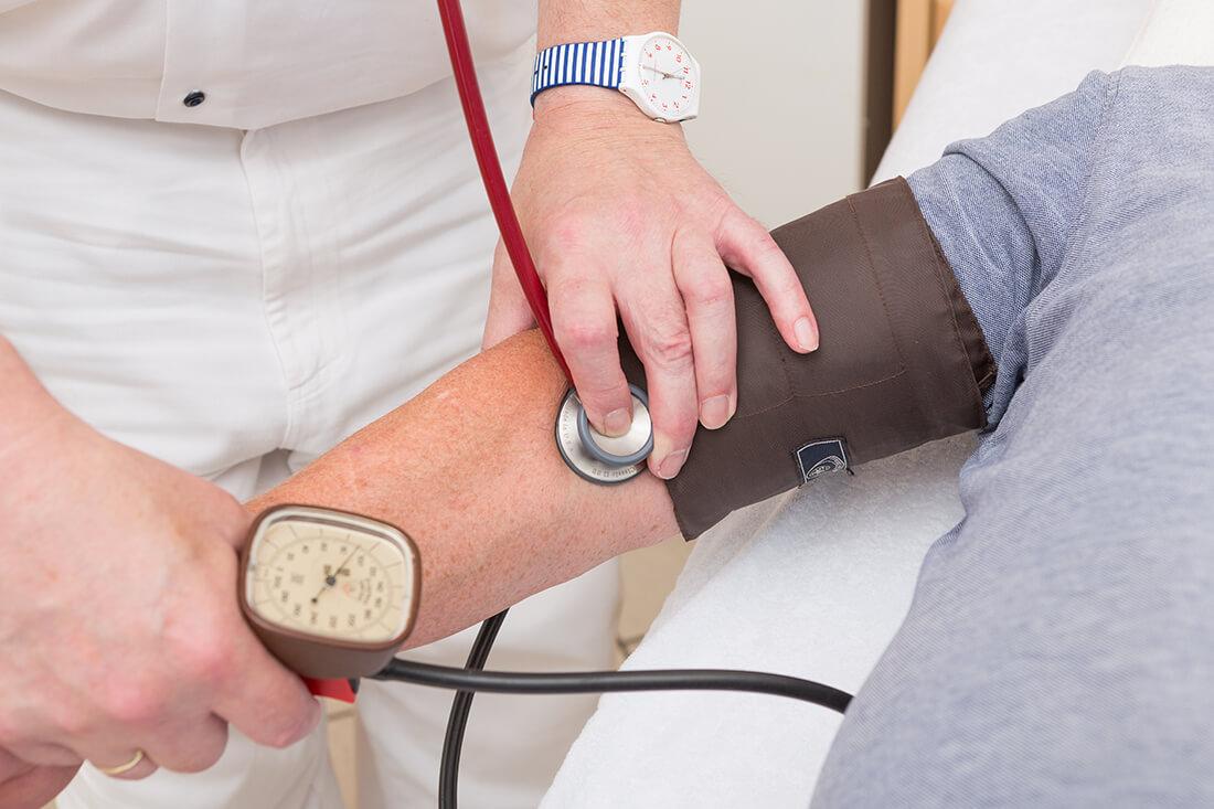 Hausarzt Bernhardsthal - Neugebauer - Leistungen - Allgemeinmedizin