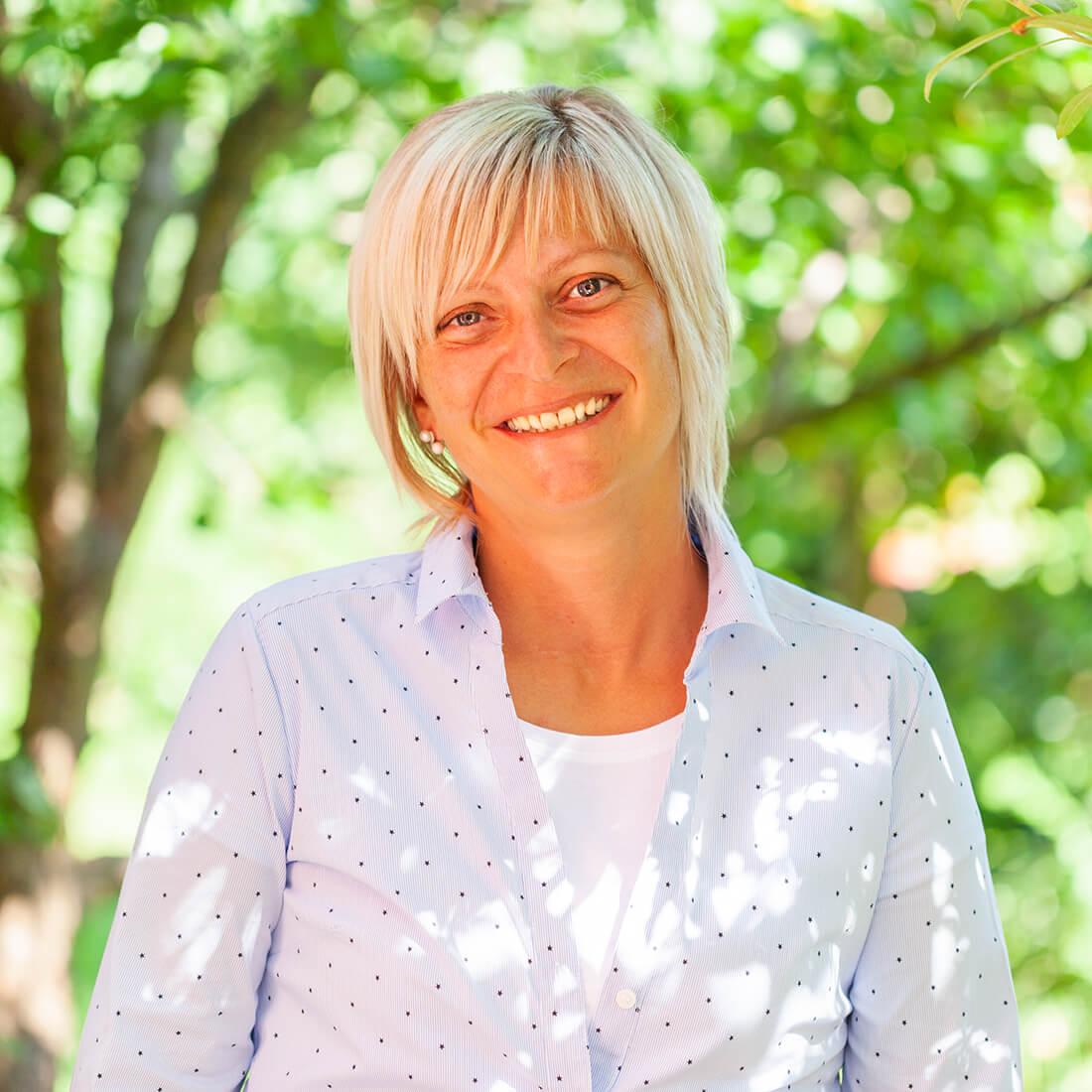 Hausarzt Bernhardsthal - Neugebauer - Team - Doris Schwalm