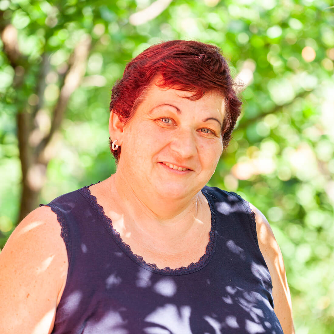 Hausarzt Bernhardsthal - Neugebauer - Team - Helga Huber