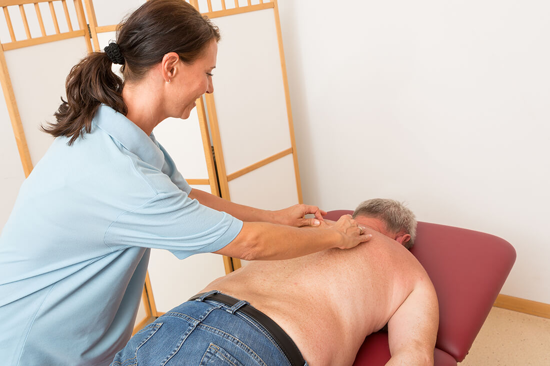 Hausarzt Bernhardsthal - Neugebauer - Leistungen - Massagen
