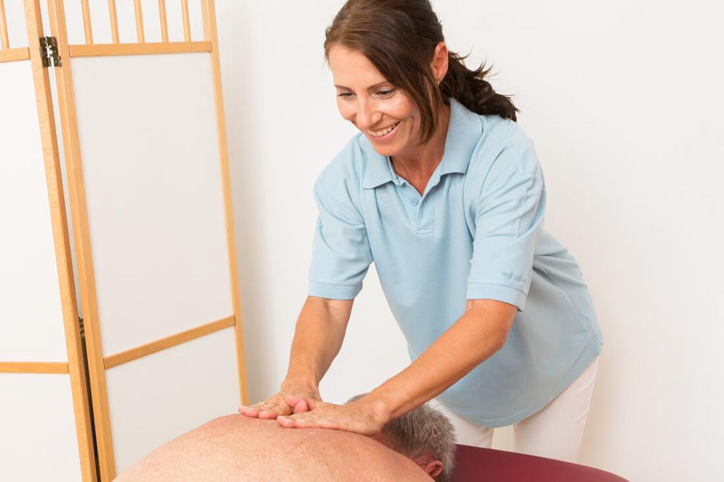 Hausarzt Bernhardsthal - Neugebauer - Leistungen - Physiotherapie