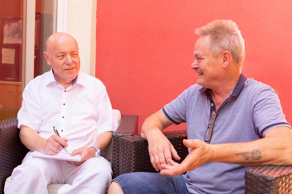 Hausarzt Bernhardsthal - Neugebauer - Leistungen - Psychotherapie